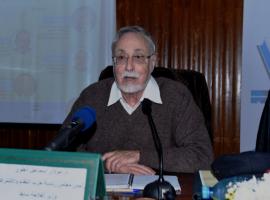 اسماعيل العلوي رئيس مجلس رئاسة حزب التقدم والاشتراكية