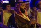 ولي العهد السعودي يدشن مشروع