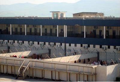 سجن سوسة في السليمانية شمال العراق