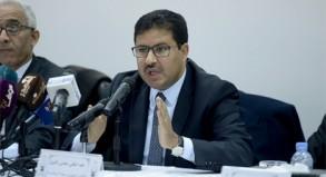 عبد العلي حامي الدين القيادي في حزب العدالة والتنمية المغربي