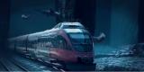 الإمارات لإطلاق قطار فائق السرعة تحت الماء يربطها بالهند