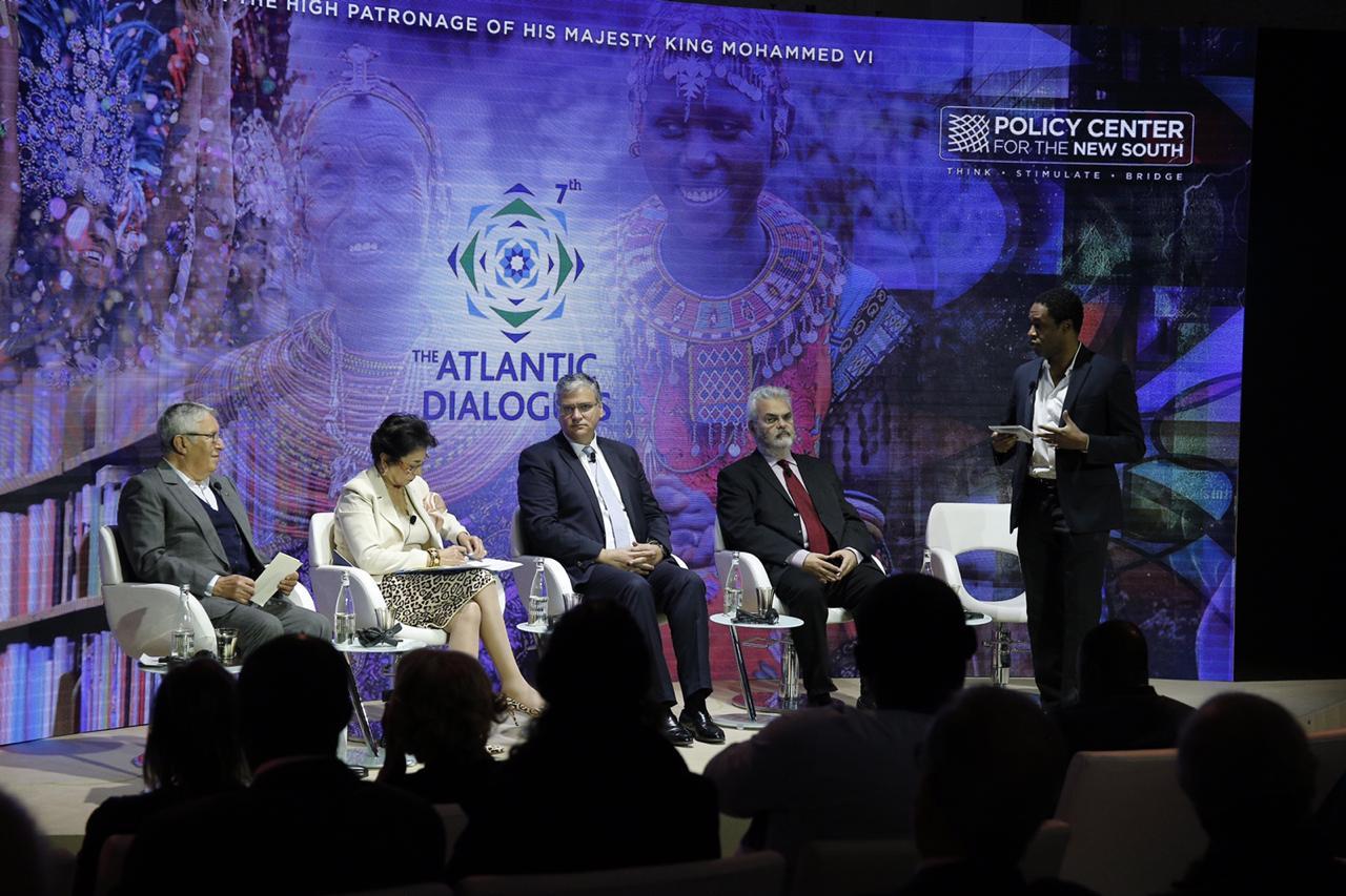 جلسة دور الثقافة في العلاقات الأطلسية