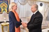 ممثلة الأمين العام للامم المتحدة الجديدة في العراق تباشر مهامها