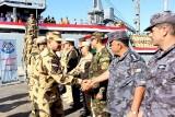 تدريبات عسكرية مصرية مع الأردن ودول الساحل والصحراء
