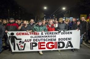 تظاهرة سابقة لليمين المتشدد في ألمانيا - أرشيفية