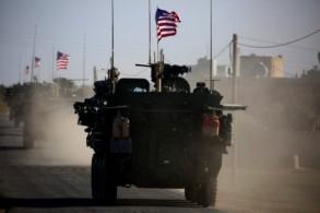 عناصر من القوات الأميركية في منبج السورية