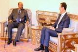 ردود فعل غاضبة من زيارة البشير إلى دمشق