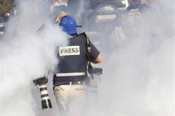 العنف ضد الصحافيين بلغ معدلات غير مسبوقة