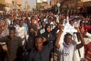 التظاهرات في السودان لا تزال متواصلة
