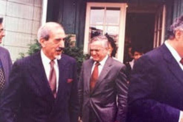 صورة أرشيفية للدبلوماسي السعودي فيصل الحجيلان