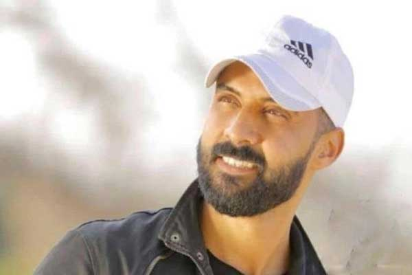 المصور الصحافي العراقي في قناة الحرة الأميركية في بغداد سامر شكارة