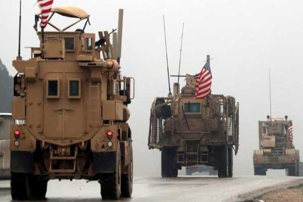 قوات أميركية عاملة في سوريا