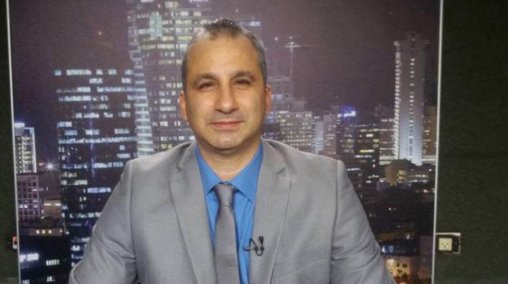 الكاتب والصحافي الاسرائيلي ايدي كوهين
