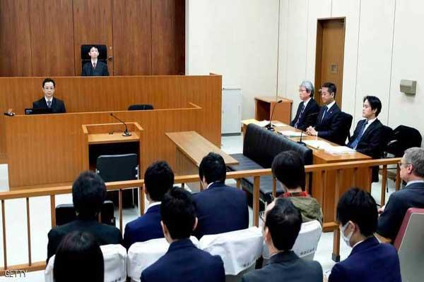 جلسة محاكمة كارلوس غصن