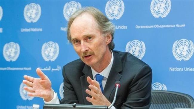 المبعوث الأممي الجديد الخاص إلى سوريا غير بيدرسن
