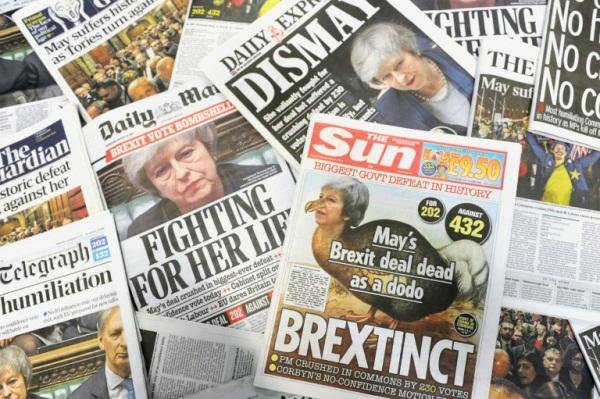 افتتاحيات الصحف البريطانية