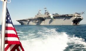 الأسطول الأميركي في الخليج العربي