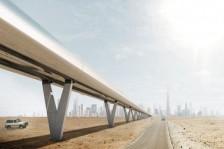 هايبرلوب أبوظبي- دبي يسرع الخطى للحاق بإكسبو 2020