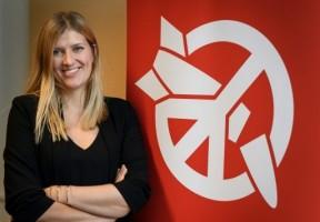 مديرة الحملة الدولية لإلغاء الأسلحة النووية بياتريس فين