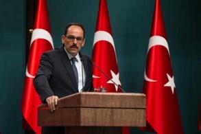 الناطق باسم الرئاسة التركية إبراهيم كالين