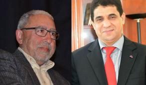 عبد الرحيم العلام ومحمد الاشعري