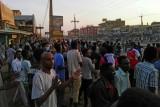 التظاهرات مستمرة في السودان بعد شهر على إنطلاقها