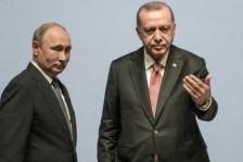 بوتين يجري محادثات مع أردوغان في موسكو حول سوريا