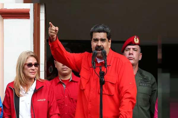 واشنطن تعتبر أن لا سلطة لدى مادورو لطرد دبلوماسييها من فنزويلا