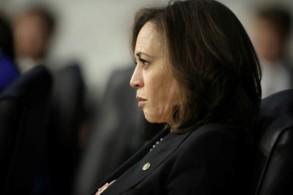 عضو مجلس الشيوخ كمالا هاريس في واشنطن في 15 يناير 2019