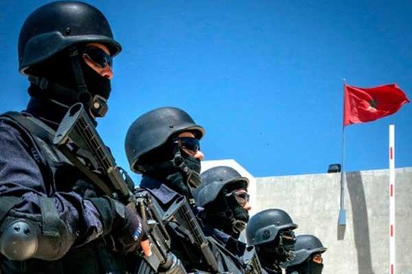 قوات الأمن المغربية تنجح مجددًا في اعتقال خلايا إرهابية
