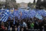 آلاف المتظاهرين في أثينا ضدّ الاتفاق حول اسم مقدونيا