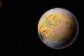 صورة لما يتوقع أن يكون شكل الكوكب التاسع