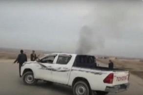 هجوم على رتل أميركي بمواكبة كردية في سوريا