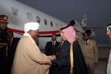 الرئيس السوداني يصل إلى قطر