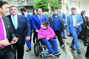 الشابة اللبنانية ريتا .. وحياة جديدة بعد الدعم الإماراتي
