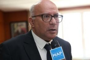 عمر السغروشني رئيس اللجنة الوطنية لمراقبة حماية المعطيات ذات الطابع الشخصي بالمغرب