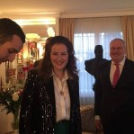 زواج ابنة آخر ملوك مصر في حفل بسيط بسويسرا