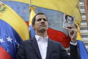 رئيس البرلمان الفنزويلي خوان غوايدو أعلن نفسه