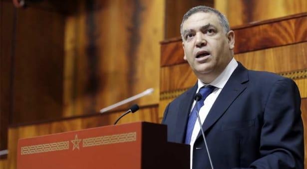 عبد الوافي لفتيت وزير الداخلية المغربي