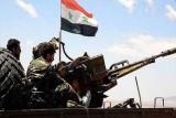 النظام السوري يعلن التصدي لقصف