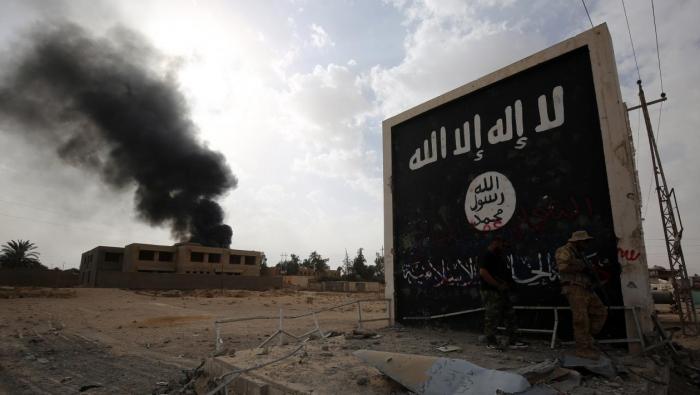 داعش في سوريا يلفظ انفاسه الأخيرة