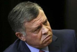 عاهل الأردن يلتقي وزراء خارجية الدول الست