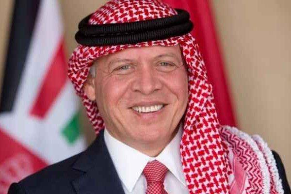العاهل الأردني الملك عبدالله الثاني