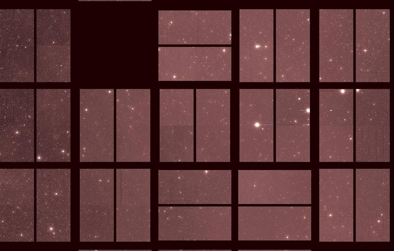 آخر ما أرسله التلسكوب كيبلر