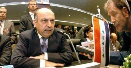 وزير النفط العراقي ثامر الغضبان