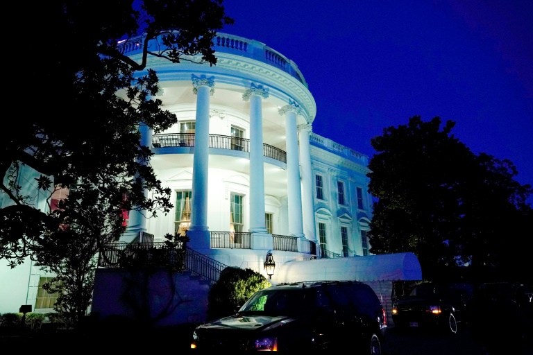 البيت الأبيض بواشنطن في 28 يناير 2019
