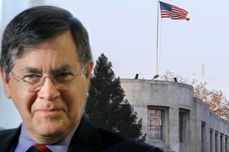 الدبلوماسي والسفير ساترفيلد