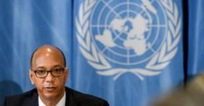 السفير الأميركي لدى الأمم المتحدة في جنيف روبرت وود