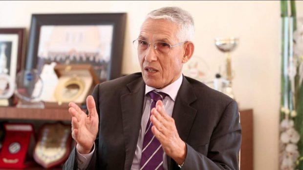 وزير الشؤون العامة والحكامة المغربي لحسن الداودي