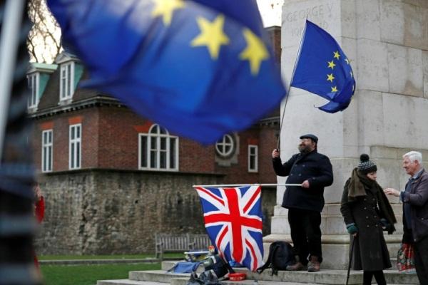 استطلاع 49 بالمئة من البريطانيين يعتقدون أن بريكست بلا اتفاق سيكون كارثة اقتصادية